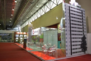 Montar stand