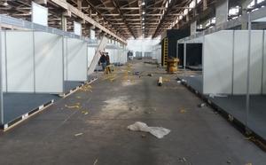 Empresa de montagem de estandes