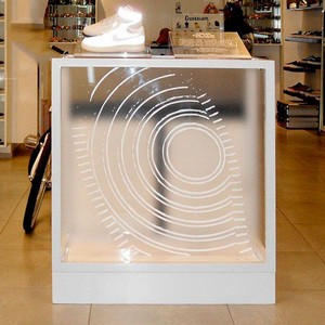 Display sob medida